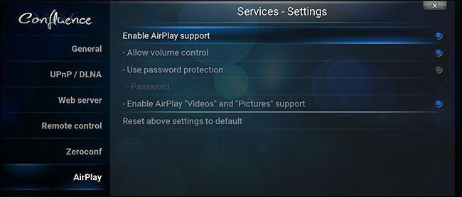 kodi-airplay-support